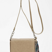 Cooperative Sage Tassel Crossbody Bag - Urban Outfitters