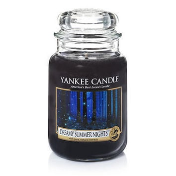Dreamy Summer Nights™ : Large Classic Jar Candles : Yankee Candle