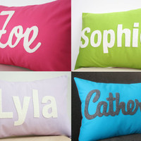 Personalized Children's Pillow - Kids / Furniture & Decor / Bedding