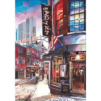 That's the Point 500-Piece, Velvet-Touch Jigsaw Puzzle