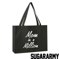MOM in a MILLION Shopping Bag
