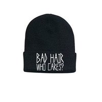 Bad Hair Beanie