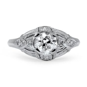 Platinum The Harvie Ring