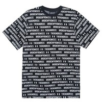 ONETOW The Hundreds - Loom T-Shirt - Black