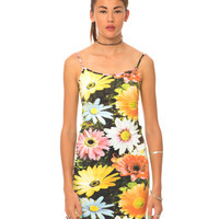 Motel Piper Bodycon Dress in Lucid Flower