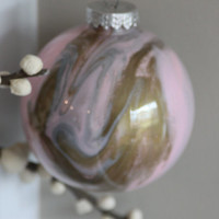 Pink and Gold Christmas Ornaments, Pink Bulbs, Gold Bulbs,Silver Christmas, Pink and Gold Decor, Christmas bulbs, Silver bulbs, Silver Decor