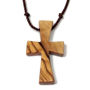 Best Cord Cross Necklaces For Men Products on Wanelo d99ca479a17d