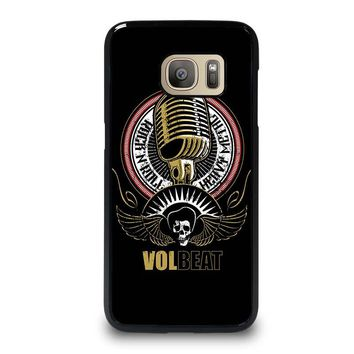 VOLBEAT HEAVY METAL Samsung Galaxy S7 Case Cover