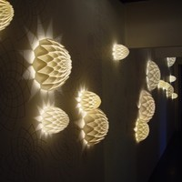de-furniture.com » Dahlia Wall Light Design by Vitra Design Museum