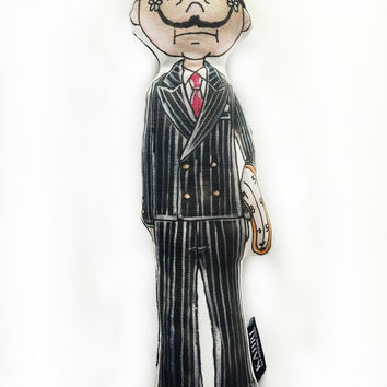 Salvador Dali Doll