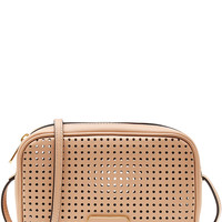 Marc by Marc Jacobs - Sally Perforated Leather Shoulder Bag