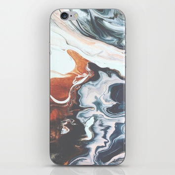 Move with me iPhone Skin by duckyb