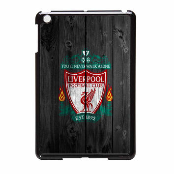 Liverpool FC Wood Style iPad Mini 2 Case