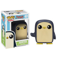 Funko POP! Television - Adventure Time Vinyl Figure - GUNTER (4 inch): BBToyStore.com - Toys, Plush, Trading Cards, Action Figures & Games online retail store shop sale