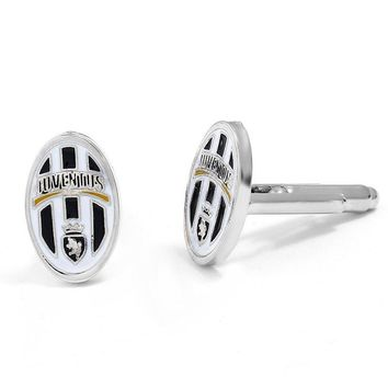 Free Shipping Sports Personalized Black Luxury Cufflinks For Mens Shirt Cufflink Christmas Gifts -194