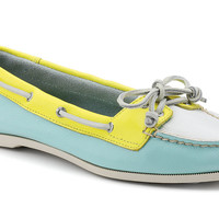 Sperry Top-Sider Women's Audrey Slip-On Tri-Tone Boat Shoe