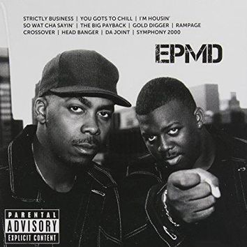 Epmd - ICON                                                                                                                                                                    Explicit Lyrics