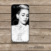 Miley cyrus iPhone5s Case iPhone 4 case iPhone 5C Case iPhone5 Case Galaxy iPhone Case Samsung Galaxy s3 Galaxy s4 iPhone Case - M5171