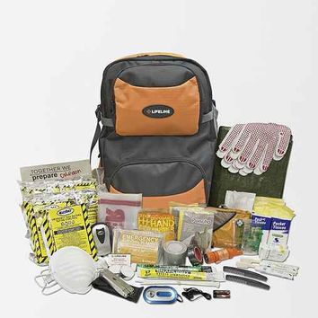 Premium Two-Person 72-Hour Emergency Kit