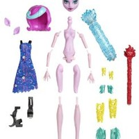 Monster High Create-A-Monster Color-Me-Creepy Werewolf Starter Pack