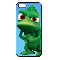 Tangled Pascal iPhone 5 Case or 4s 4 Case Cover