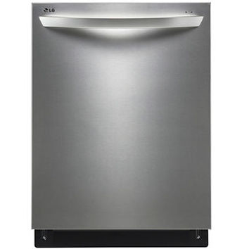 LG Fully-Integrated Dishwasher with Height Adjustable 3rd Rack LDF7774WW - JCPenney