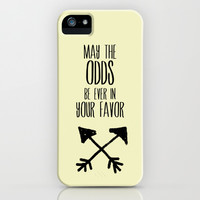 The Hunger Games, Suzanne Collins iPhone & iPod Case by gabsnisen
