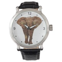 Elephant In The Room Wristwatch