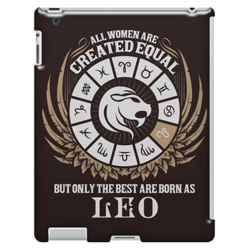 Leo Women iPad 3/4 Case