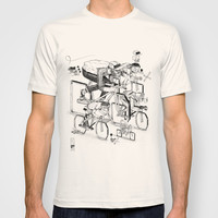 Ride 'till I die T-shirt by HELLLOJOJO