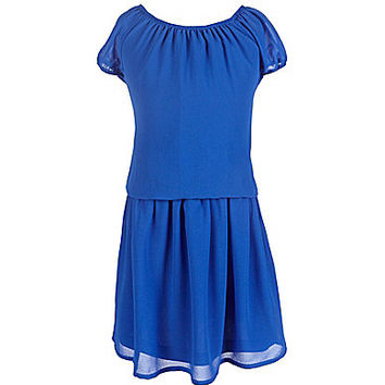 Copper Key7-16 Raglan Skater Dress
