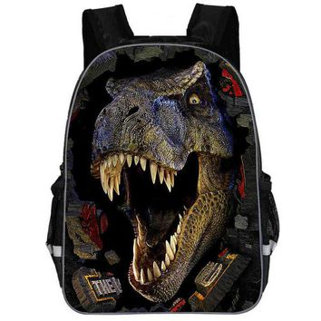 Anime Backpack School Dinosaur Backpack Animal Horse Unicorn Dog kawaii cute Dragon Casual School Bags For Toddlers Boys Girls Teenager Mochila Gift Bolsa AT_60_4