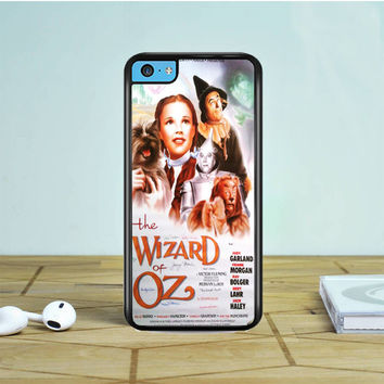 Wizard Of Oz Movie Poster iPhone 5 5S 5C Case Dewantary