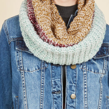 West Coast Customary Circle Scarf | Mod Retro Vintage Scarves | ModCloth.com
