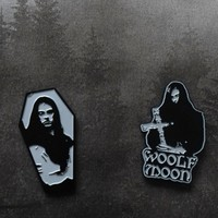 Peter Steele Pin Set. with shipping