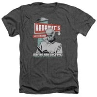 Twilight Zone - Kanamits Diner Adult Heather