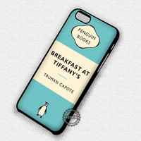 Breakfast at Tiffany's Penguin Classic Audrey Hepburn - iPhone 7 6 5 SE Cases & Covers