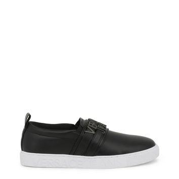 Versace Jeans Black Shoes