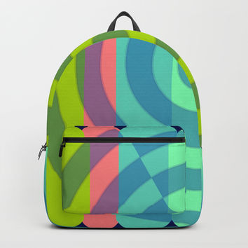 zappwaits satisfaction Backpack by netzauge