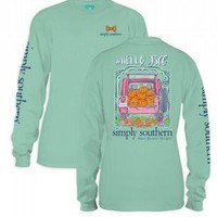 Simply Southern Long Sleeve Tees - FALL