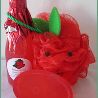 Strawberry Gift Set