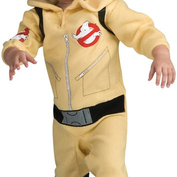 toddler costume: ghostbusters | 6m-12m