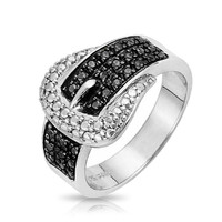 Bling Jewelry Buckle Me Ring