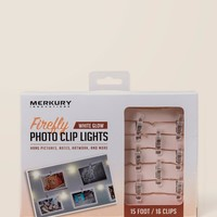 Photo Clip Copper String Lights