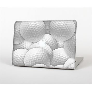 The Golf Ball Overlay Skin Set for the Apple MacBook Pro 13""