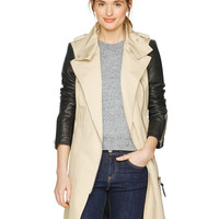 AVRA TRENCH COAT