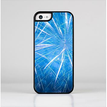 The Blue Fireworks Skin-Sert Case for the Apple iPhone 5c