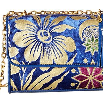 Tory Burch Cosmic Floral Small Shoulder Bag