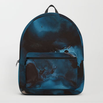 Can't Tell You Why Backpack by duckyb