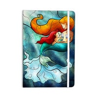 "Mandie Manzano ""I Remember Love"" Mermaid Everything Notebook"